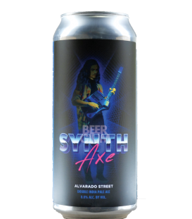 Alvarado Synth Axe CANS 47cl - Canned 15-04-2019