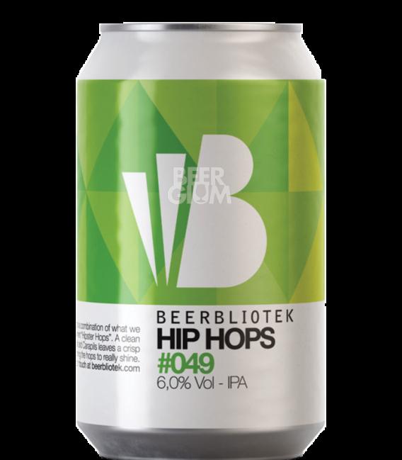 Beerbliotek Hip Hops India Pale Ale CANS 33cl