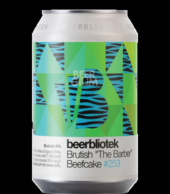BeerBliotek Brutish The Barber Beefcake CANS 33cl