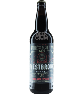 Westbrook Mexican Cake Imperial Stout 2016 Red Wine Barrel 65cl
