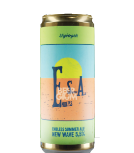 Stigbergets Endless Summer Ale New Wave CANS 33cl