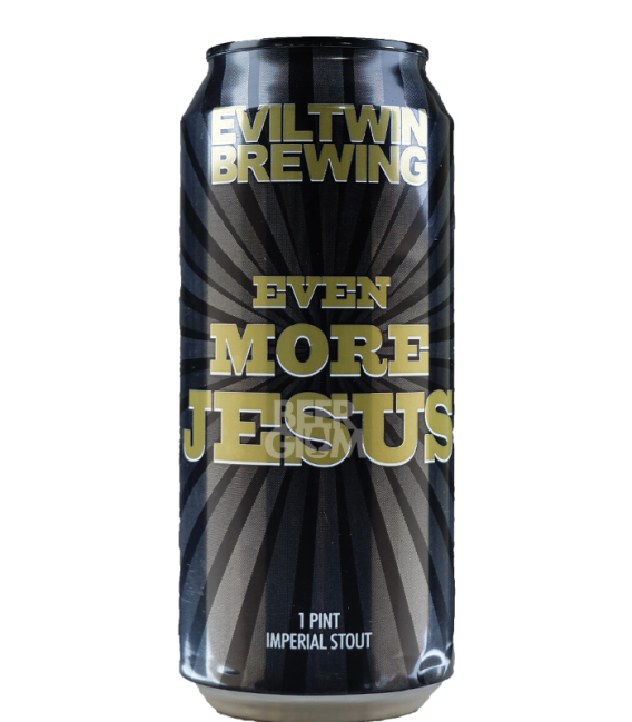 Evil Twin Even More Jesus CANS 47cl
