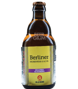 Alvinne Berliner Braambes - Blackberry 33cl