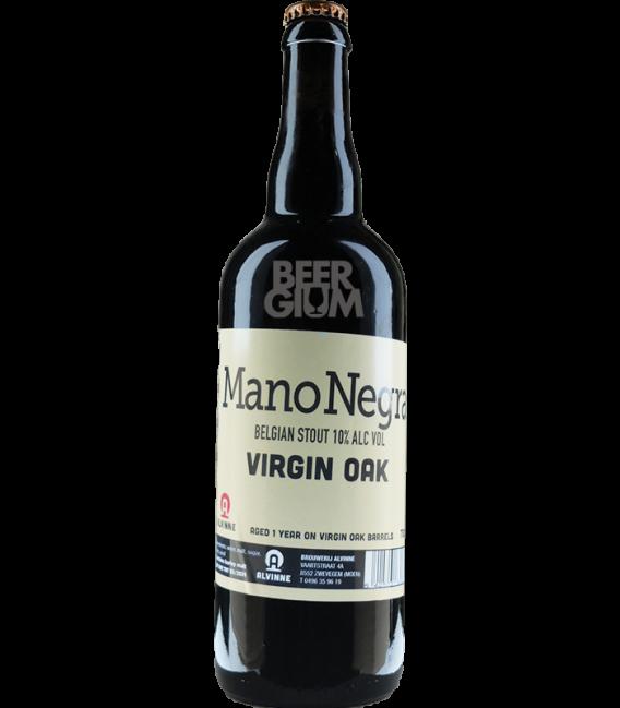 Alvinne Mano Negra Virgin Oak 75cl