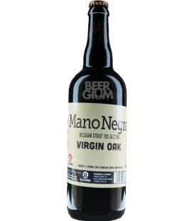 Alvinne Mano Negra Virgin Oak 75cl