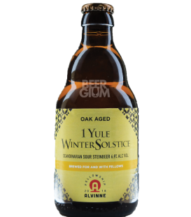 Alvinne 1 Yule Winter Solstice 33cl