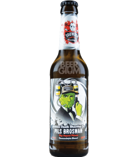 Sudden Death Pils Brosnan 33cl