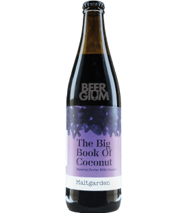Maltgarden The Big Book of Coconut 50cl