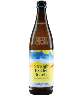Maltgarden Straight To the Beach 50cl
