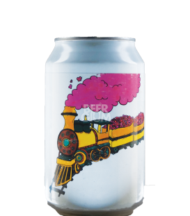 Fermenterarna Fruit Train CANS 33cl