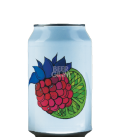Fermenterarna SurSalt Hallon, Lime & Ingefära CANS 33cl