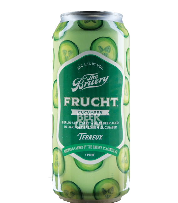Bruery Terreux Frucht Cucumber CANS 47cl