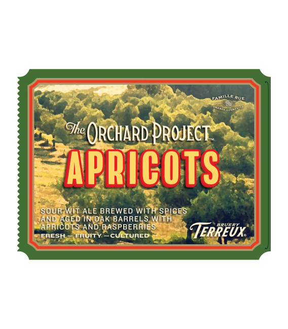 Bruery Terreux The Orchard Project: Apricots 37cl