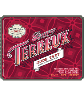 Bruery Terreux Oude Tart with Raspberries 75cl