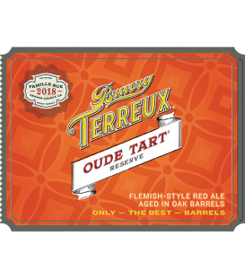 Bruery Terreux Oude Tart Reserve 37cl