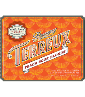 Bruery Terreux Peach Sour Blonde 75cl