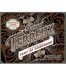 Bruery Terreux Tart of Darkness RUM BA 75cl