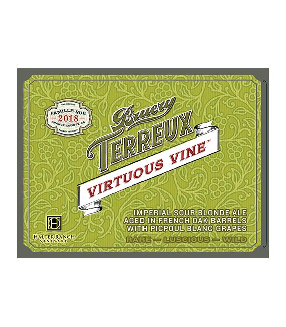 Bruery Terreux Virtuous Vine 75cl