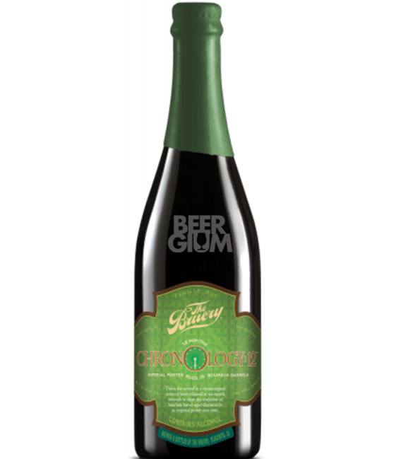 The Bruery Chronology 12 Imperial Porter 75cl
