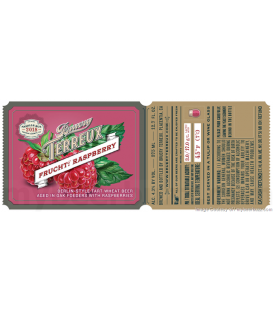 Bruery Terreux Frucht - Raspberry 37cl