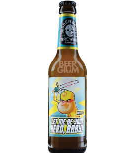 Sudden Death Let Me Be Your Hero, Baby! 33cl
