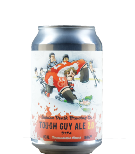Sudden Death Tough Guy Ale 2.0 CANS 33cl