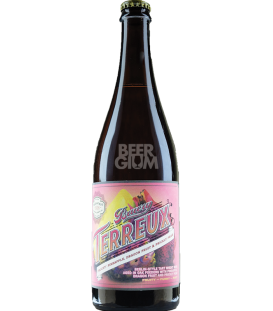 Bruery Terreux Frucht Pineapple, Dragon Fruit & Prickly Pear 75cl