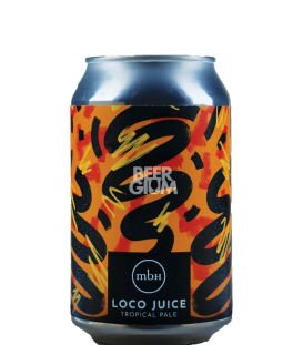Mobberley Loco Juice CANS 33cl