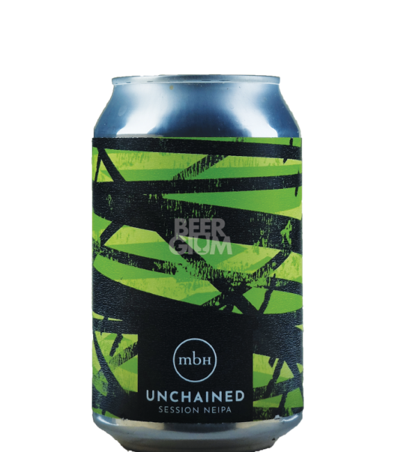 Mobberley UnChained CANS 33cl