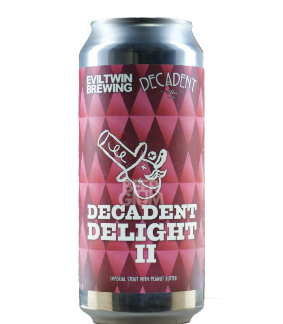 Decadent/Evil Twin Decadent Delight 2 CANS 47cl