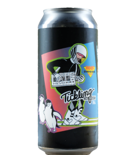 Hood Hearted Tickling the Ivories CANS 47cl