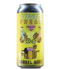 Hoof Hearted Bourbon BA Fitness Freak CANS 47cl