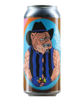 Hoof Hearted Bourbon BA Girth Brooks CANS 47cl
