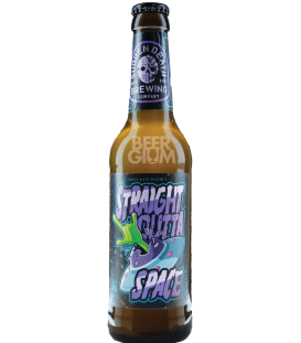 Sudden Death Straight Outta Space 33cl