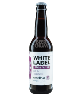 Emelisse 2019.002 White Label Dark Ale Tawny Port BA 33cl