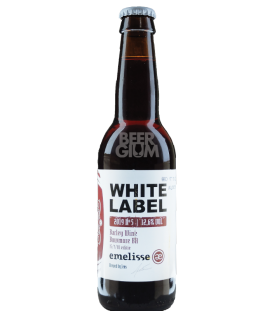 Emelisse 2019.005 White Label Barley Wine Bowmore BA 33cl