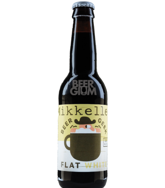 Mikkeller Beer Geek Flat White 33cl
