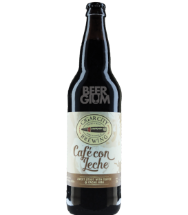 Cigar City Cafe Con Leche Stout 65cl