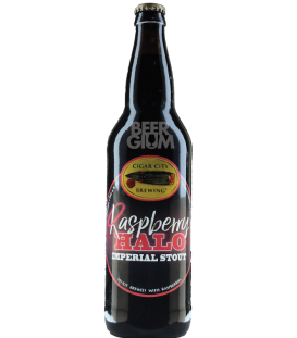 Cigar City Raspberry Halo 65cl