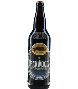 Cigar City The Dark Woods 2016 65cl