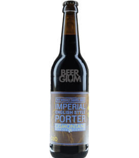 Cismontane Oso English Porter Aged in Rye Whiskey Barrels 50cl