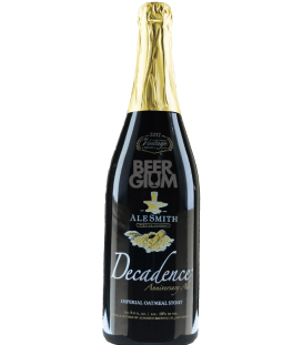 AleSmith Decadence 2017 75cl