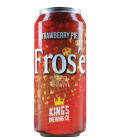 Kings Fros'e Strawberry Pie CANS 47cl