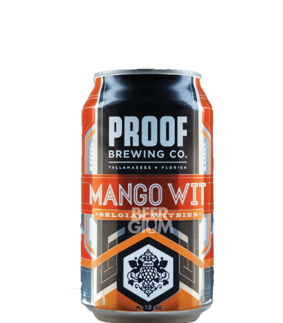 Proof Mango Wit CANS 35cl
