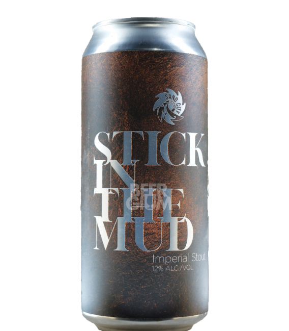 Sand City Stick in the Mud CANS 47cl
