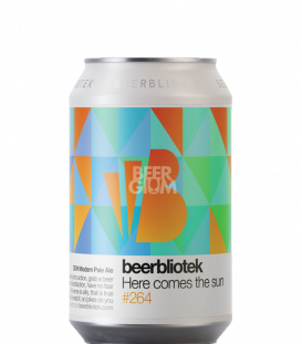 Beerbliotek Here Comes the Sun CANS 33cl