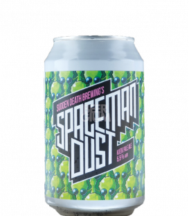 Sudden Death Spaceman Dust CANS 33cl