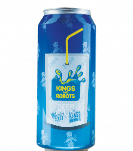 Kings / Wooden Robots Kings & Robots CANS 47cl