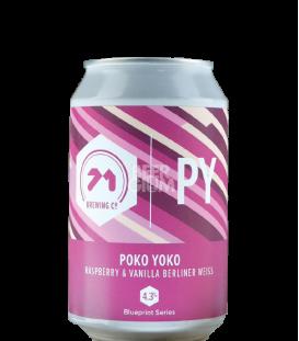 71 Brewing Poko Yoko CANS 33cl
