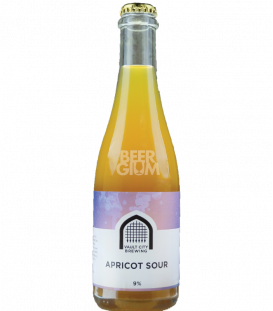 Vault City Apricot Sour 37cl